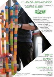 Atelier per piccoli artisti esploratori @ Spazio Libri La Cornice | Cantù | Lombardia | Italia