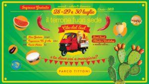 Il Terrone Fuori Sede – Cibo dal Sud @ Parco Tittoni Desio | Desio | Lombardia | Italia