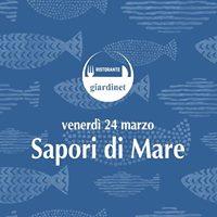 Serata Sapori di Mare al Giardinet! @ ristorante Giardinet  | Cantù | Lombardia | Italia