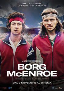 Borg McEnroe @ Cinelandia Como | Como | Lombardia | Italia