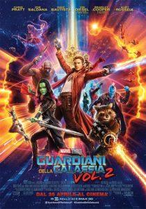 Cinelandia Como : Guardiani della Galassia Vol. 2 @ Cinelandia Como   Como   Lombardia   Italia