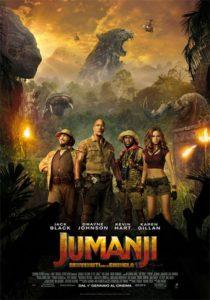Jumanji - Benvenuti nella giungla @ Cinelandia Arosio | Arosio | Lombardia | Italia