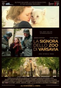 La signora dello zoo di Varsavia @ Cinelandia Como | Como | Lombardia | Italia