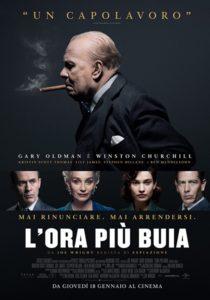 L'ora più buia @ Cinelandia Arosio | Arosio | Lombardia | Italia