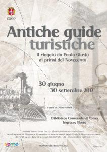 Antiche guide turistiche | Il viaggio da Paolo Giovio ai primi del Novecento @ Biblioteca comunale | Como | Lombardia | Italia