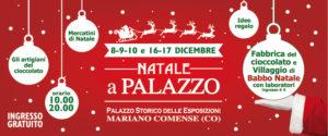 BENVENUTI A NATALE A PALAZZO @ Palazzo Storico delle Esposizioni | Mariano Comense | Lombardia | Italia