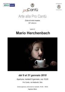Opere di Mario Herchenbach @ Pro Cantù | Cantù | Lombardia | Italia