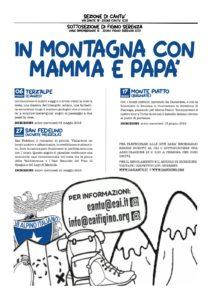 In Montagna con mamma e papà - escursionismo per bambini con il CAI @ Terzalpe | Lombardia | Italia