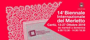 14ª BIENNALE INTERNAZIONALE DEL MERLETTO @ Corte San Rocco | Cantù | Lombardia | Italia