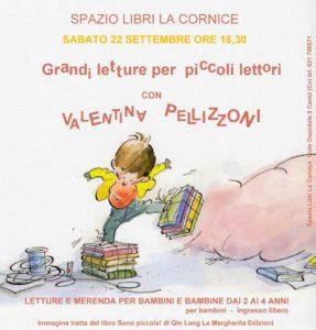 GRANDI LETTURE PER PICCOLI LETTORI @ Spazio Libri La Cornice | Cantù | Lombardia | Italia