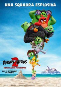 Angry Birds 2 - Nemici amici per sempre @ Cinelandia Arosio | Arosio | Lombardia | Italia