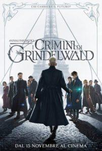 Animali fantastici: I crimini di Grindelwald @ Cinelandia Arosio | Arosio | Lombardia | Italia