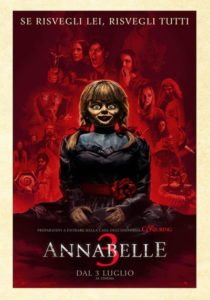 Annabelle 3 @ Cinelandia Arosio | Arosio | Lombardia | Italia