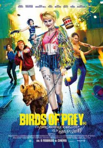 Birds of Prey e la fantasmagorica rinascita di Harley Quinn @ Cinelandia Arosio | Arosio | Lombardia | Italia