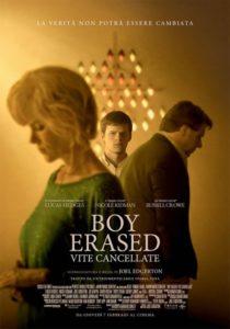 Boy Erased - Vite cancellate @ Cinelandia Arosio | Arosio | Lombardia | Italia
