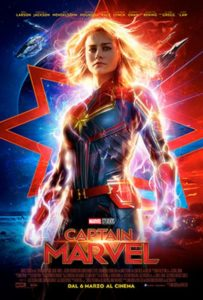 Captain Marvel ATMOS @ Cinelandia Arosio | Arosio | Lombardia | Italia