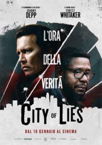 City of lies @ Cinelandia Arosio | Arosio | Lombardia | Italia