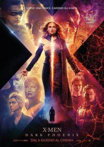X-Men: Dark Phoenix ATMOS @ Cinelandia Arosio | Arosio | Lombardia | Italia