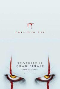IT: Capitolo 2 @ Cinelandia Arosio | Arosio | Lombardia | Italia