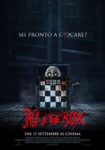 Jack in the box @ Cinelandia Arosio | Arosio | Lombardia | Italia