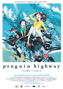 Penguin Highway @ Cinelandia Arosio   Arosio   Lombardia   Italia