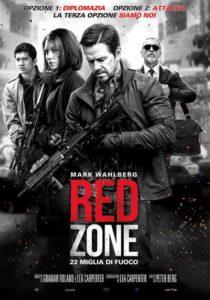 Red zone - 22 miglia di fuoco @ Cinelandia Arosio | Arosio | Lombardia | Italia