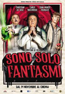 Sono solo fantasmi @ Cinelandia Arosio | Arosio | Lombardia | Italia