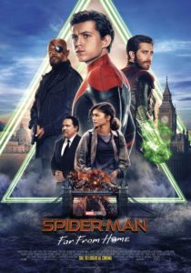 Spider-Man: Far From Home Atmos @ Cinelandia Arosio | Arosio | Lombardia | Italia