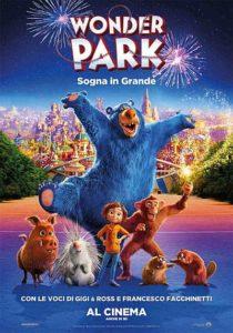Wonder Park @ Cinelandia Arosio | Arosio | Lombardia | Italia