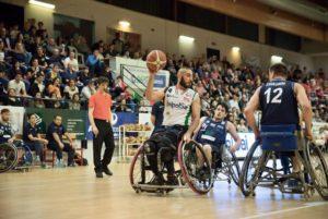 Basket in carrozzina : UnipolSai Briantea84 Cantù - Special Sport Bergamo Montello @ Palafamila Seveso | Seveso | Lombardia | Italia
