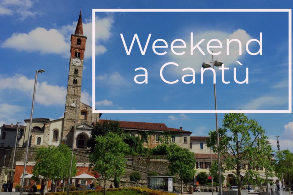 Weekend a Cantù