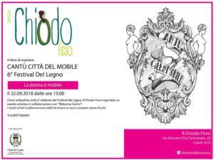 6° Festival del Legno @ Il Chiodo Fisso | Cantù | Lombardia | Italia