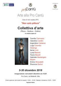 Arte alla Pro Cantù | Non solo pittura @ Pro Cantù | Cantù | Lombardia | Italia