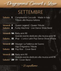 Le proposte di Settembre Coccodè Pizza & Restaurant @ Coccodè Pizza & Restaurant | Villa Guardia | Lombardia | Italia