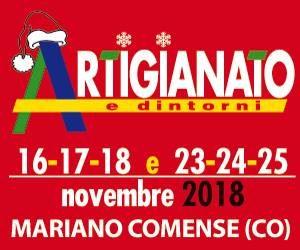 Artigianato e Dintorni Mille Idee per il Natale @ Palazzo Storico delle Esposizioni | Mariano Comense | Lombardia | Italia