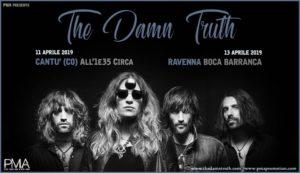 The Damn Truth (Alt. Rock, Canada) | Live at All'1e35 Circa @ All'unaetrentacinquecirca | Cantù | Lombardia | Italia