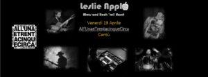 Leslie Apple at 1e35circa - Cantù @ All'unaetrentacinquecirca | Cantù | Lombardia | Italia