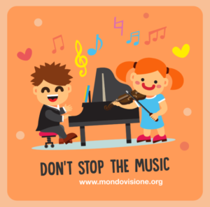 Don't stop the music @ Mondovisione Onlus