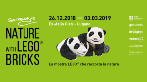 Nature with LEGO® Bricks - EX-Asilo Ciani Lugano @  Ex-Asilo Ciani