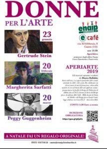AperiArte: Gertrude Stein @ Enaip Cantù