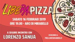Libera Pizza 2019 @ Arci - circolo di Mirabello   Cantù   Lombardia   Italia