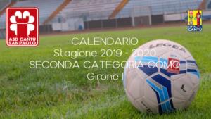 Calcio Seconda Categoria: Cantù SanPaolo - Mozzate Giovanile @ C.s. Comunale | Cantù | Lombardia | Italia