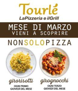 Giorognocchi by Tourlé @ Tourlé LaPizzeria e ilGrill (CANTU)