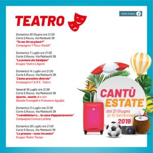 Cantù Estate 2019   Aperta...mente @ Corte San Rocco   Cantù   Lombardia   Italia
