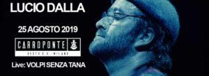 TRIBUTO A LUCIO DALLA @ CARROPONTE | SESTO S. GIOVANNI (MI)