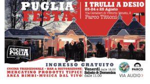 Puglia in Festa: I Trulli a Desio @ PARCO TITTONI