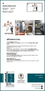 Festival del Legno/Mostra. Molteni/Baron associati: '(ART)igiani in studio. @ Molteni/Baron associati