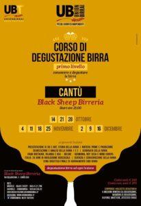 Corso degustazione I livello Unionbirrai @ Black Sheep Birreria