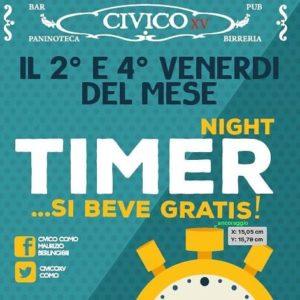 SERATA TAIMER @ Civico XV Como
