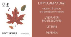 L'ippocampo day! @ Spazio Libri La Cornice